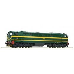 ROCO 79691. H0 Locomotora Diesel 333-001-6 RENFE Alterna con SONIDO.