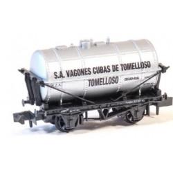 PECO NR-P934. N Vagón cisterna S.A. CUBAS DE TOMELLOSO