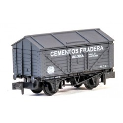 PECO NR-P938. N Vagón CEMENTOS FRADERA