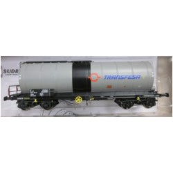 SUDEXPRESS 788014. H0 Vagón Cisterna TRANSFESA 014