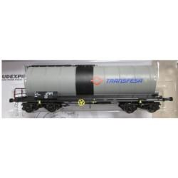 SUDEXPRESS 788105. H0 Vagón Cisterna TRANSFESA 015