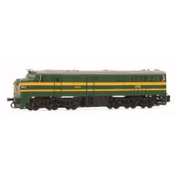ARNOLD 2409S. N Locomotora diésel RENFE 316, estado de origen. Sonido.
