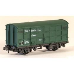 PECO NR-P940A. N Vagón Cerrado Toro y Betolaza