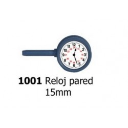ANESTE 1001. Reloj pared H0 15mm altura