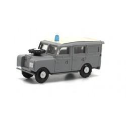 EKO 2127PA. H0 Land Rover Policía Armada