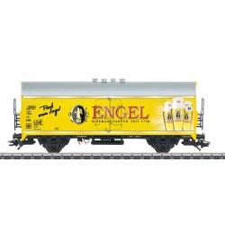 MARKLIN 45025. H0 Vagón cervecero ENGEL