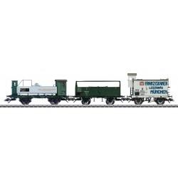MARKLIN 46066. H0 Set de 3 vagones de mercancías.