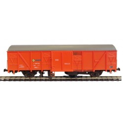 MABAR 81805. H0 Vagón Limpiavías RENFE Servicio Auxiliar.
