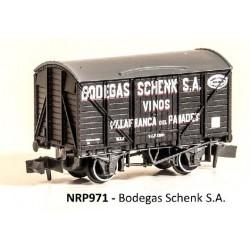 PECO NRP971. N Vagón Fudre BODEGAS SCHENK S.A.