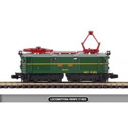MABAR 85351. N Locomotora eléctrica E1003 con UIC