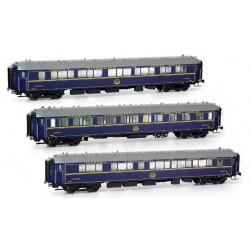SUDEXPRESS LS98016. H0 Set 3 coches CWL .