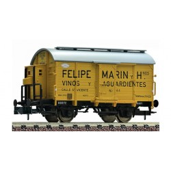 FLEISCHMANN 845707. N Vagón fudre FELIPE MARIN