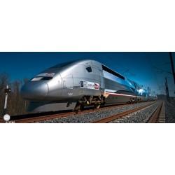 MARKLIN 37797. H0 Tren de alta velocidad TGV Duplex V 150.