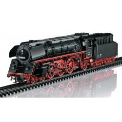 MARKLIN 39209. H0 Locomotora de Vapor 01.5 con ténder remolcado de aceite.