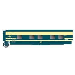 ELECTROTREN 3351. H0 Coche Cama Trenhotel Talgo, puerta Izda.