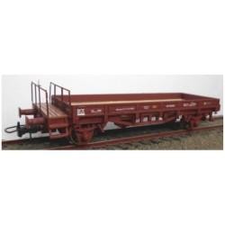 KTRAIN 0716-C. H0 Vagón abierto borde bajo M350527