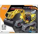 QIHUI 6801. 2 en 1 Excavadora y Robot 342 piezas.
