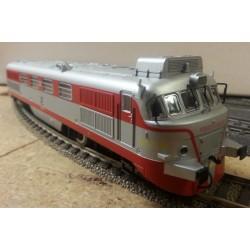ELECTROTREN 2328S. H0 Locomotora Diésel Talgo Renfe 352 VIRGEN DE GRACIA. Sonido.