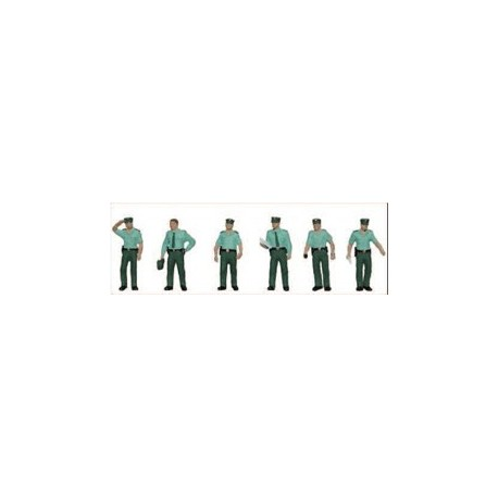 ANESTE 4092. Guardia Civil Verano Andando H0