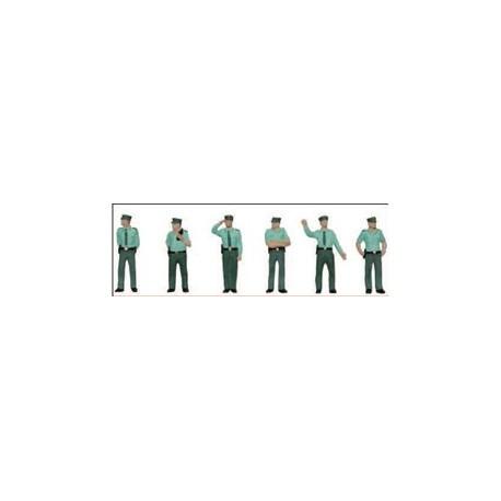 ANESTE 4093. Guardia Civil Verano Parados H0
