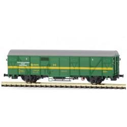 MABAR 81824. H0 Vagón TREN TALLER Jcev 600701, color verde.