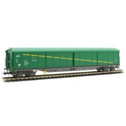 ELECTROTREN 6536. H0 Vagón de puertas deslizantes RENFE.