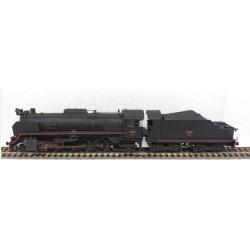 ELECTROTREN 4156W. H0 Locomotora de Vapor MIKADO 141-2109, envejecida. CLUB ELECTROTREN.