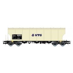 ELECTROTREN 6539. H0 Vagón Tolva Cereales VTG
