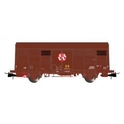 ELECTROTREN 19047. H0 Vagón cerrado ORE, BABCOX & WILCOX