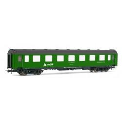 ELECTROTREN 5095. H0 Coche 5000 verde ADIF.