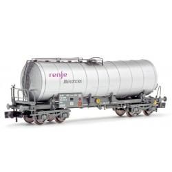 ARNOLD HN6493. H0 Vagón Cisterna RENFE MERCANCIAS.