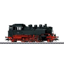 MARKLIN 39658. H0 Locomotora de Vapor Serie 64 de la DB. Alterna con Sonido.