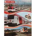 IH-T004. N Tren Automotor UT450 CHAMARTIN.