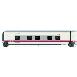 ELECTROTREN 3362. H0 Coche Cama Talgo ELIPSOS RENFE-SNCF. Puerta Izquierda.