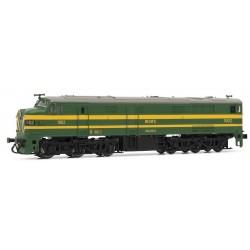 ELECTROTREN 2456D. H0 Locomotora RENFE 318.002 Digital.