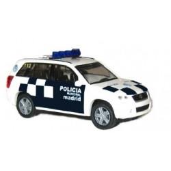 ANESTE 50179. Suzuki Gran Vitara Policía Municipal de Madrid H0