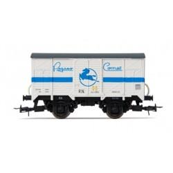 ELECTROTREN HE6017. H0 Vagón Cerrado PEGASO COMET