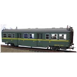 KTRAIN 0602-N. H0 Coche de Viajeros Renfe BC-7060 mixto 2ª/3ª clase.