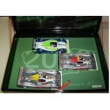 AVANT SLOT 50900. Set Le Mans Winners 2006. 3 coches.