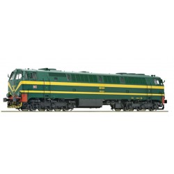ROCO 73702. H0 Locomotora Diésel 333 RENFE. Analógica.