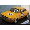 TEAM SLOT 11604. Alfa Romeo Giulia GTAM SPA 1971 Nº42