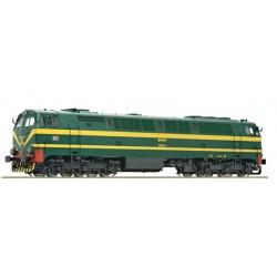 ROCO 79703. H0 H0 Locomotora Diésel 333 RENFE, ALTERNA con SONIDO.