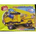 PLAYSTONE CY2202. Kit de construccion infantil GRUA