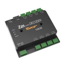 ROCO 10836. Decodificador de conmutación Z21 DCC