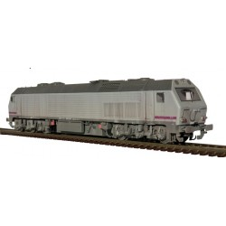 MABAR 58811. H0 Locomotora Diésel COMSA 333.314, envejecida.