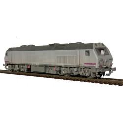 MABAR 58811S. H0 Locomotora Diésel COMSA 333.314 envejecida con SONIDO.
