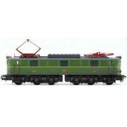 IBERTREN 42043. H0 Locomotora Eléctrica 7414. Envejecida.
