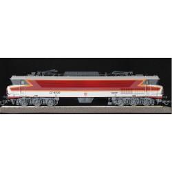 "JOUEF 2031. H0 Locomotora Eléctrica - 6530 ""museo"" SNCF. Analógica."