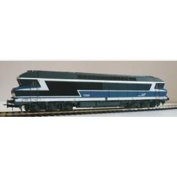 JOUEF 2035. H0 Locomotora Diésel-72065 SNCF. Analógica.