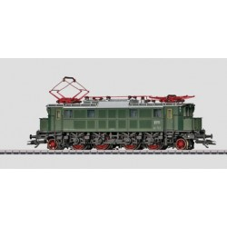 MARKLIN 37061. H0 Locomotora eléctrica de la serie E 17 de los Ferrocarriles Federales Alemanes (DB). Alterna con Sonido.